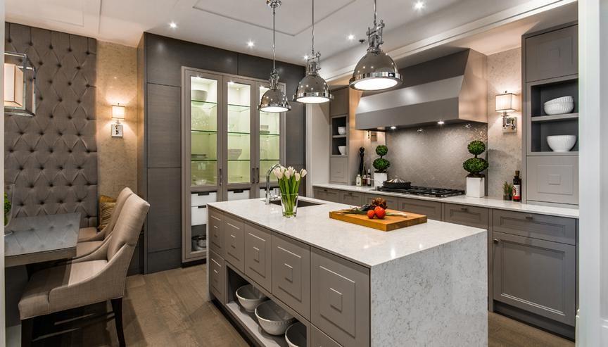 desain lampu dapur minimalis untuk penerangan memasak