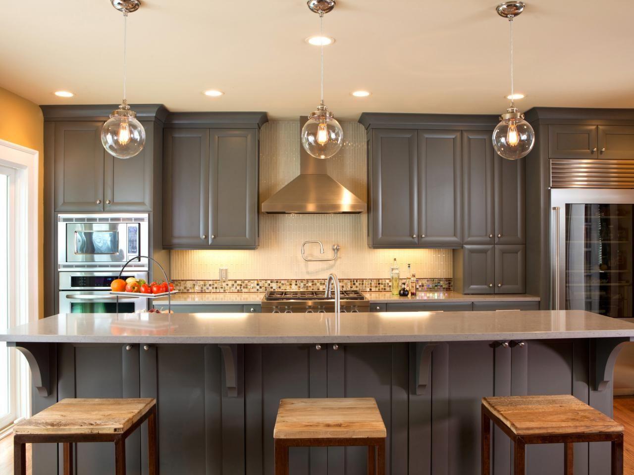 desain lemari kabinet dapur bergaya vintage