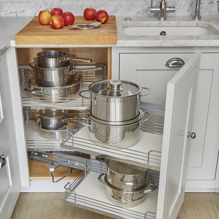 panci perlengkapan masak dekorasi dapur kekinian